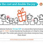 RT @BabyOye: Babyoye now provides group gifting option on any products above Rs 3000. Click to know more http://t.co/CjiPK5dQE2 http://t.co…