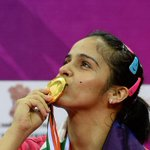 Congratulations to the #world no.1 @NSaina on her win at the #India Open #badminton #championship #SainaNehwal http://t.co/64tkiIkWza