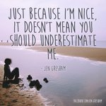 A great mix is to be nice and assertive ???????? #communication #lifeskills #coaching #leadership #womaninbiz #kprs #exeter http://t.co/YZrG2cA5lv