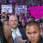 Some sign, that. (via @lookhowrude) #WrestleMania #WankPheasant http://t.co/sOiDIwYqp5