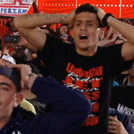 That Moment You Realize Brock Lesnar Is Dead And Seth Rollins Is The New Champ -- (via @gifdsports) http://t.co/Kt2YvVxluF