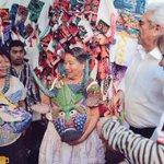 Participan un total de 1700 artesanos de todas las regiones del Estado. Sin duda que es un gran evento. http://t.co/vieVvLQeA9