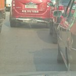 RT @michellep77: Interesting xuv on the highway. Creativity in the army! @anandmahindra http://t.co/sGBW5DF9sg