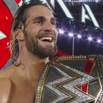 Your NEW World Hvt. Champion ... and NO ONE saw it coming!! @WWERollins #WrestleMania http://t.co/KKt7HUC4AJ