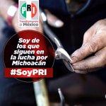 #SoyPRI, soy de los que sigue en la lucha por #Michoacán #VamosConTodo #VamosConChon http://t.co/MB8RhtZ1lC