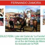 """Fernando Zamora, candidato a Toluca por el PRI, con el narco Albert González Peña, """"El Tigre"""". cc  @TolucalaBellaCd http://t.co/E0JC5vZWiH"""