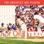 RT @cricketmonthly: Also check out what five bowlers thought of the hopelessness of bowling to Viv Richards  http://t.co/66XJ6fQhFz