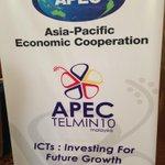 """@syedfauzi: Opening Ceremony. APEC TELMIN10. @shaberyc @ibrahman @KayAzlee #apec #kl #malaysia http://t.co/fgMHncCyHE"""