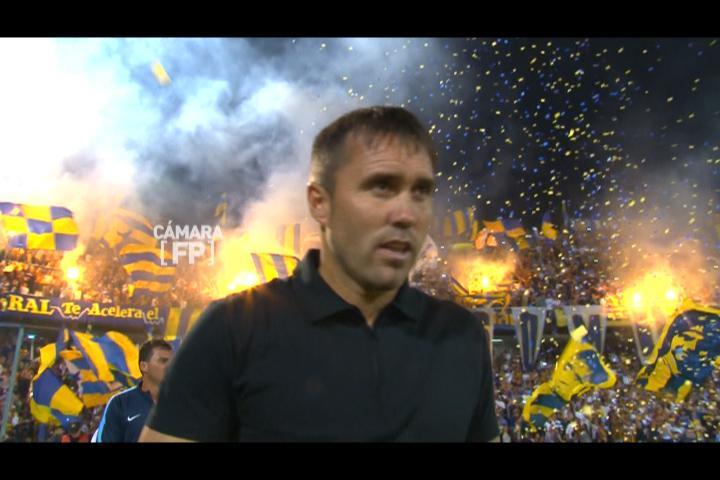 Que partido tuvo un mejor recibimiento q el de Central a su equipo??? Sin que nadie se enoje ni ofenda. Con respeto. http://t.co/e5yeUDxDLf