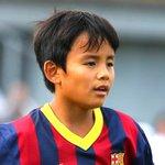 【New!】久保建英くん、バルサ退団して日本帰国へ サッカー「日本のメッシ」 http://t.co/Bh1mAFxV7o http://t.co/Y7GMOXp4ay