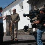 """""""La multitud tiene un efecto de droga sobre el orador"""". #RodrigoBorja #Visión360 http://t.co/4bTAyuGxRM"""