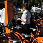 Se habilitaron las 2 primeras estaciones para la prueba del sistema de bicicletas públicas #MiBiciTuBici http://t.co/rAACzZuQJV