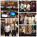 The MDP will not accept the Govt using majlis as an extension of its tyranny to strip us of our democratic rights. http://t.co/J3qTaWk1gz