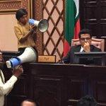 MDP Raees kamun Raees Nasheed vaki kuriyas nukuriyas ReekoMoosa ah e maqaam nulibeyne http://t.co/U87h3bqB9V