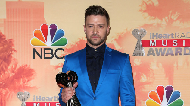 Justin Timberlake has paid tribute to his wife, mother to be Jessica Biel