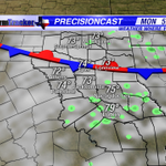 MONDAY OUTLOOK: Mostly cloudy with some spotty sunshine in spots. Highs in the 70s. Your Easter forecast on #GMET! http://t.co/bMj1OqD2NN