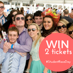 For your chance to #WIN 2 Tickets to @spin1038 #StudentRaceDay RT & follow @LeopardstownRC to enter. Ends today 5pm. http://t.co/JV4lnA5xyI