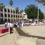 استعدادات انطلاق #مسيرة_الجامعة #قابوس_أنت_الفخر #طلبة_جامعتك_يرحبون_بعودتك http://t.co/PfK83ecgfU