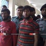Madrasa students Zikrulla&Arif killed Washikur Babu today.Killers said it's their duty as muslims 2 kill freethinkers