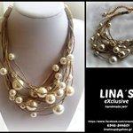 Κάντε RT & 1 τυχερός κερδίζει σήμερα ένα μοναδικό κολιέ από την εταιρία Lina' s Exclusive Handmade Jwlr! http://t.co/YRtkBqQPDA