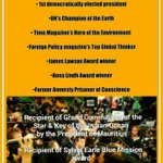 RT mideyalvarez: 3 aharu therey dhuniyege fenvaru ethah award eh hoadha dhuniye fenvaru leader akah vi. #FreeGloba… http://t.co/F6j9b9wZFN