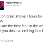 From best fans to legends to ultimate fans to heroes #1DFAMHERETOSTAY http://t.co/J910w7Iipv