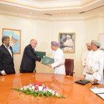 #العامرات #عمان #Oman #حيا_للمياه الاتفاقية الأولى: تنفيذ مشروع إنشاء محطة لمعالجة مياه الصرف الصحي بولاية العامرات http://t.co/rNNpbKbzEn