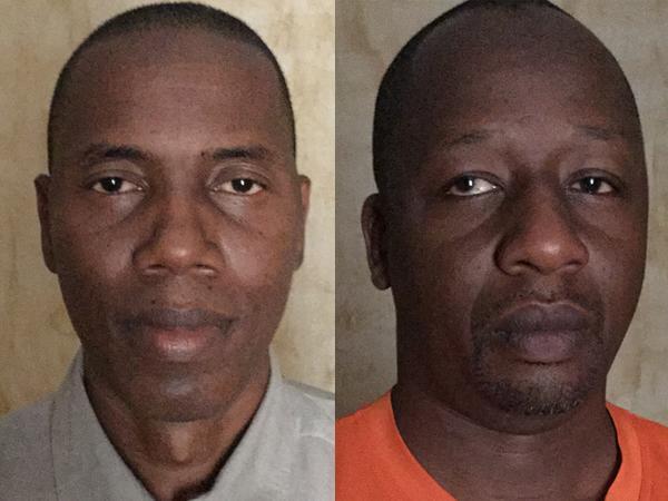 Six days on #AlJazeera Journalists Ahmed Idris and Ali Mustafa are still detained #FreeAJStaff #Nigeria2015 http://t.co/sQedB5HjbU