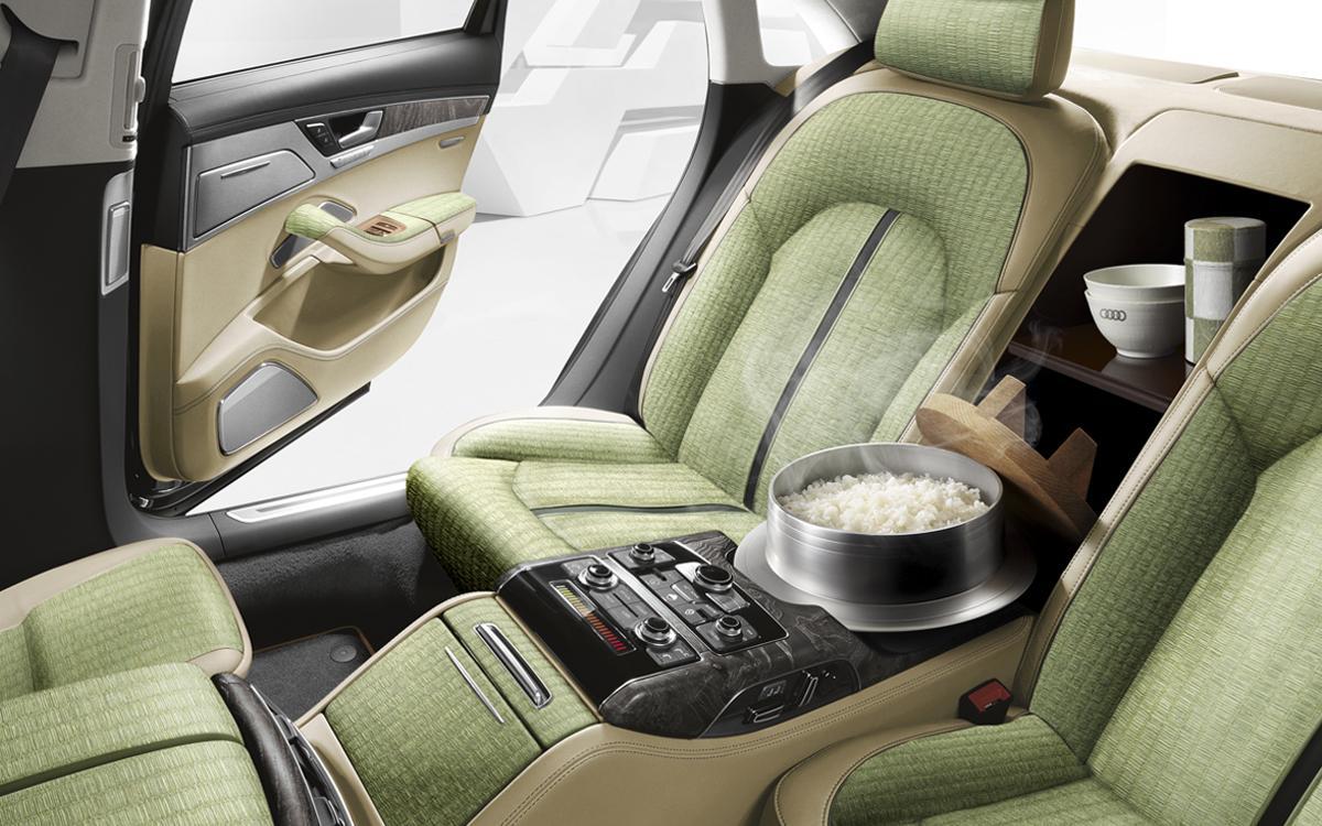 #Audi 車内で、炊きたてご飯!? http://t.co/gtZPVjbF2d  本日 @AudiJapan をフォロー&このつぶやきをリツイートで、10名様に《Audi特製お茶碗》プレゼント! #アウディ #エイプリルフール http://t.co/NH7QfE4Q0Q