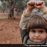 Why this photo of Syrian child surrendering to a camera is breaking hearts http://t.co/aIbsiRxYDK http://t.co/QK4O5z4yaK