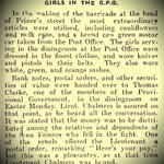 Girls in the G.P.O. Dublin #1916Rising #Ireland http://t.co/gtfp9jL9GF