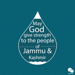 We, at WeChat India, are praying for everyones safety and security in Jammu and Kashmir. #kashmirFloods http://t.co/asqedDY2wJ