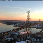 Happy Monday, #Halifax! http://t.co/wdiGl4bnct #MacKayBridge #Sunrise #NovaScotia http://t.co/QId9JswKW9