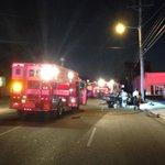 Rescue 716, E-711 o/s 1 Car MVA w/ entrapment 1600 S. Hwy 17. All N/B lanes closed. http://t.co/c8VxVY79zT