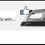 RT & like us on #Facebook & you could #WIN an iron! Visit http://t.co/FXSvQ318LL & use #HotpointFacebook to choose http://t.co/2idY2651ee