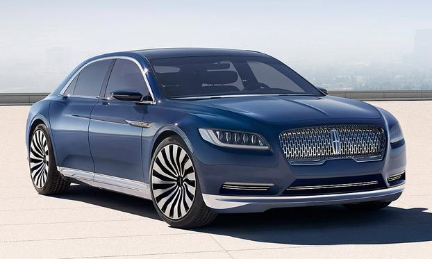The Lincoln Continental is coming back. Details: http://t.co/kG0gFj44uT http://t.co/Y6hvxJXmet