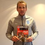 RT for a chance to win ENGvLIT match programme signed by debut goalscorer @hkane28 (Terms http://t.co/gaSe2Kic1B) http://t.co/ER8louPrho