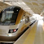 Maglev! Hehe. RT @aligthebaptist: #Babanowthatyouarethere we want this kind of train #Nigeria http://t.co/LjDSHDcpyr