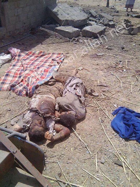 لا نتائج يمكن توقعها من الحروب غير هذه الصور التي أهديها لكل من يصفق للحروب وسفك الدماء #اليمن #مصر #السعودية #الكويت http://t.co/x3vlvicnV4