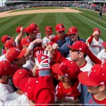 "Great weekend! #GBR ""@Husker_Baseball: #Huskers ranked 18 in the latest @d1baseball Top 25! http://t.co/lM824xAdx5 http://t.co/6V9qSB6McM"""