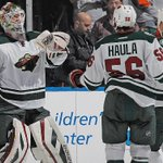 #NHL names #mnwild Devan Dubnyk the First Star of the last week → http://t.co/nKTcQvbmYs #Duuuuubs http://t.co/38l9SMBv2t