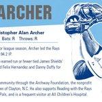 One week til @ChrisArcher42 gets us started. #RaysUp http://t.co/vFvHhhLZ9r