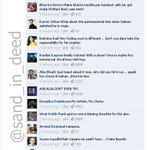 Facebook wall of Salman Khan Driver after the shocking confession. http://t.co/ukEtIB5HSH