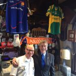 .@MickeyBradyMLA given the homely treatment in Cassidys Bar, North Belfast http://t.co/rGPlYkl69v