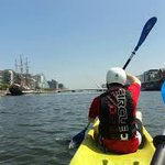 See #Dublin from a different angle & take in our most iconic landmarks! @citykayaking http://t.co/70AZYL1bbt http://t.co/KZJejZTa8C