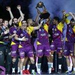Un grand Bravo au @HBCNantes pour sa victoire ce week-end, la première de son histoire !! #Nantes #AllezLeH http://t.co/UjmbQBhjyx