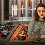 Were delightled to announce that Maisie Williams will guest star in #DoctorWho series 9: http://t.co/J8Tf0cRp7V http://t.co/P7Ies7kr6r