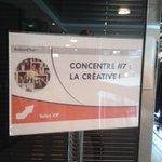 Et cest parti pour la session créative animée par Moswo au @cco_nantes #concentre7 #design #nantes http://t.co/HeSkt2NW80