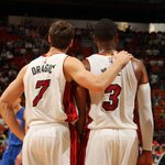 ICYMI: Last night your @MiamiHEAT beat the Pistons by 7. Highlights & postgame video - http://t.co/9srR1GZKNY http://t.co/wtROUcUCHr