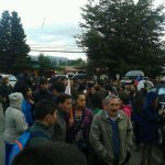 "#COYHAIQUE Servicios Públicos e instituciones públicas protestan por nivelizacion de zona en Aysen"" http://t.co/d24MbGcmBk"